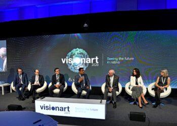 Novartis reúne a más de 200 retinólogos en el encuentro médico Visionart para abordar el futuro en el diagnóstico y tratamiento de las enfermedades de la retina