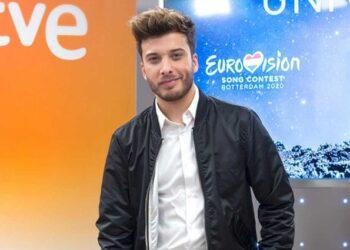 "Blas Cantó (Representante Eurovisión 2020): ""Estoy preparado para lo que venga"""