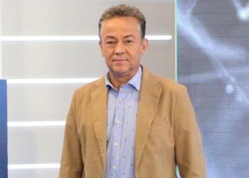sergio sauca cesado presentador deportes telediario tve arsenio canada