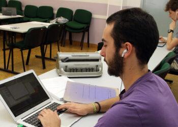 Un centenar de alumnos y alumnas con discapacidad visual se enfrentan en estos días a las pruebas de la EBAU