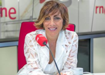 Mamen Asencio, nueva presentadora de La mañana