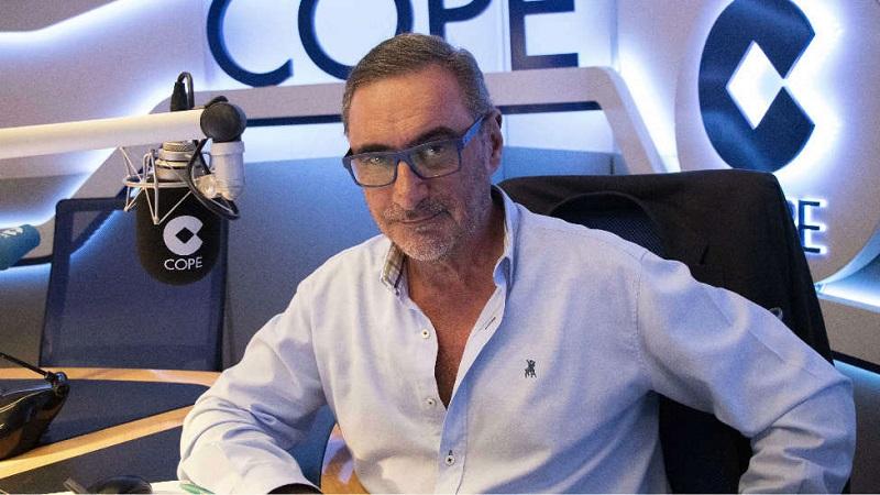 EGM: Carlos Herrera se estanca pero aprovecha la caída de 'Hoy por Hoy'