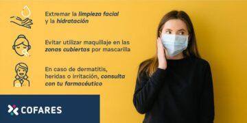 Consejos uso de mascarilla