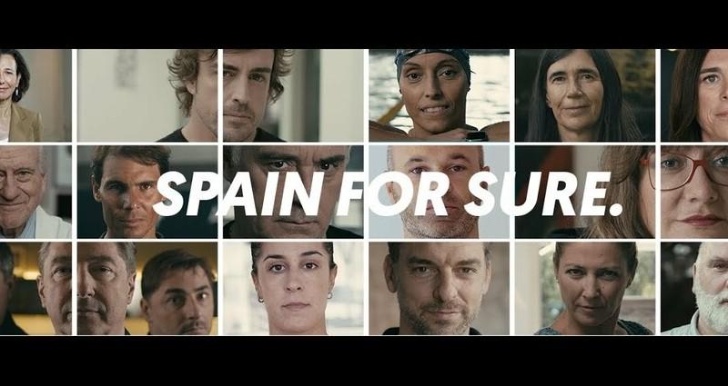La campaña 'Spain For Sure' no contó con agencias ni compra de medios