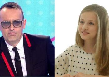 Risto tensa a la Casa Real al dar pábulo televisivo al último rumor sobre la Infanta
